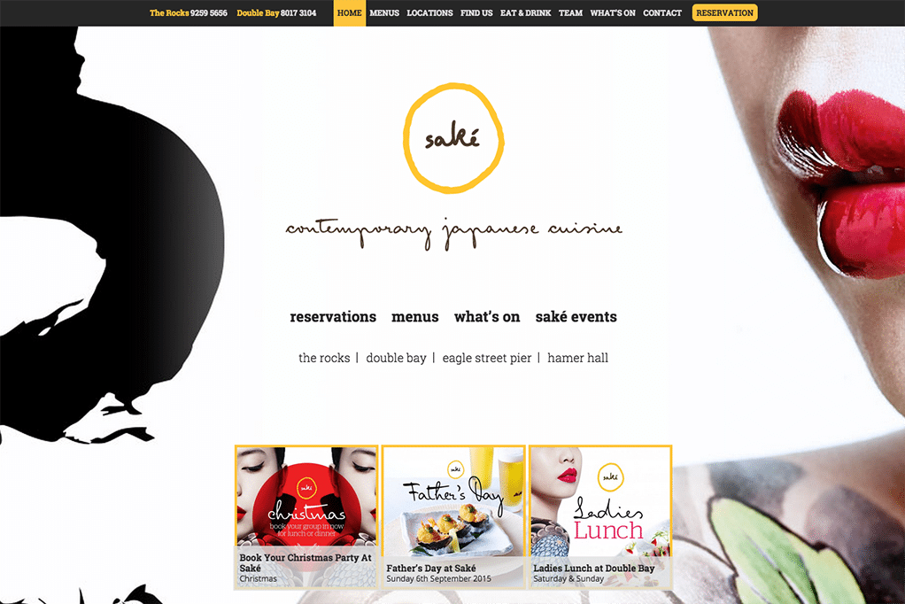 restaurant-wordpress-sites-sake
