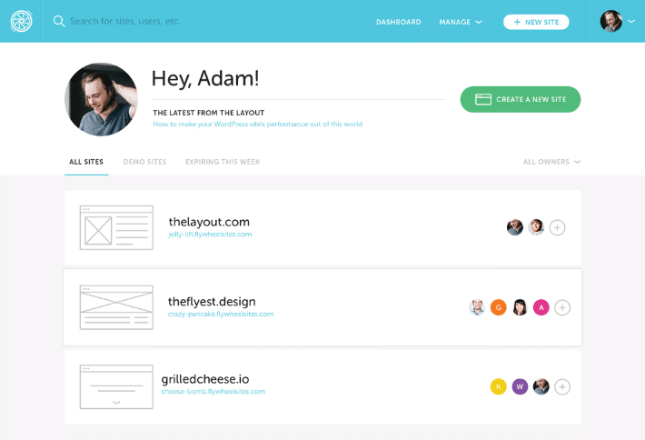 flywheel-brand-refresh-dashboard