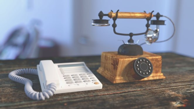 email-marketing-design-business-telephone