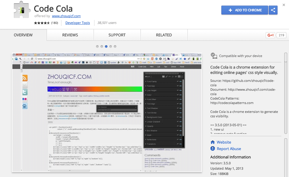 google-chrome-extension-code-cola